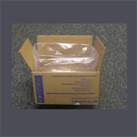 "13""x14.5""x4"" Gusseted Poly Bags"