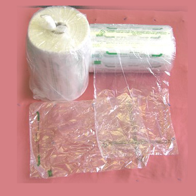 U-BAG-IT Clear Poly Bags On Roll