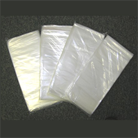 "12""x8""x24"" Gusseted Poly Bags"