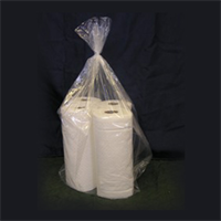 "12""x8""x30"" Gusseted Poly Bags"