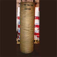 7 Ounce Burlap Rolls - Treated (250 LY)