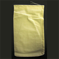 "11.5""X19"" COTTON DRAWSTRING PARTS BAGS"