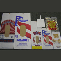 PAPER & POLY POTATO BAGS