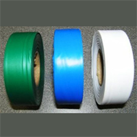 "Flagging Tape- Standard Colors 1-3/16"" wide"