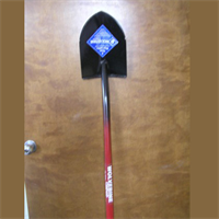 WOLVERINE LONG HANDLE STEEL SHOVEL