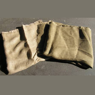 10 Ounce Extra Heavy Burlap Squares