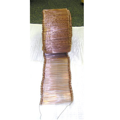 COPPER COATED TIES